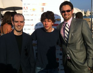 David Brashear, Jesse Eisenberg, & Ryan M. Pamplin